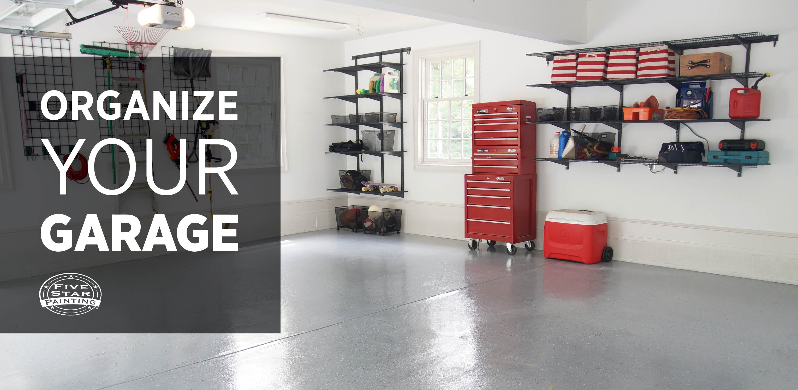 Organization Tips For Garages